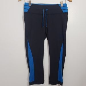 LUCY powermax ultimate x training cropped legging